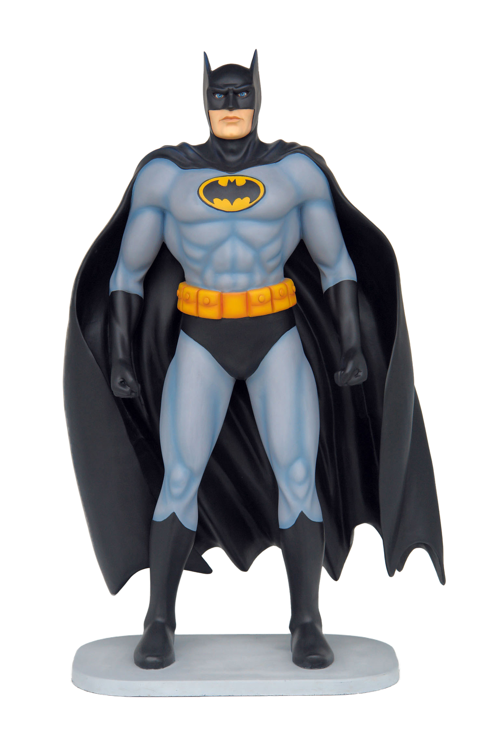 Night Man Super Hero Life Size Statue - LM Treasures