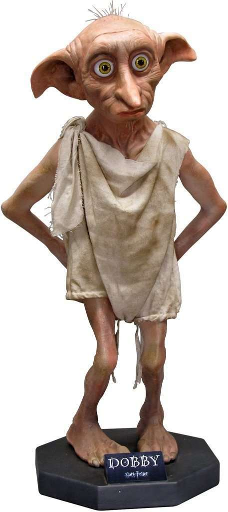 Dobby Life Size Statue From Harry Potter