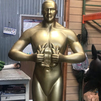 6ft Trophy Life Size Statue - LM Treasures Life Size Statues & Prop Rental
