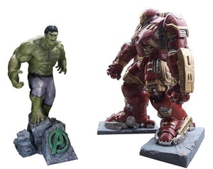 Iron Man Hulk Buster Life Size Statue From Avengers: Age of Ultron - LM Treasures Life Size Statues & Prop Rental