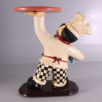 Chef Mookie Cookie Prop Restaurant Decor Resin Statue - LM Treasures Life Size Statues & Prop Rental