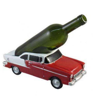 Car Wine Holder Automotive Prop Resin Decor Statue- LM Treasures