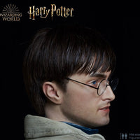 Harry Potter Life Size Statue Ultra Realistic With Silicon Head (Daniel Radcliffe) - LM Treasures