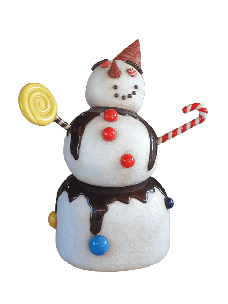 Snowman Candy - LM Treasures