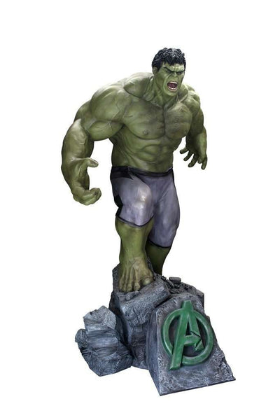 Hulk Life Size Statue From Avenger Age of Ultron - LM Treasures Life Size Statues & Prop Rental