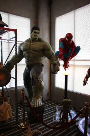 Pre-Owned Hulk Life Size Statue From The Avenger - LM Treasures Life Size Statues & Prop Rental