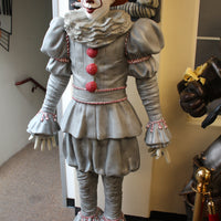 IT Pennywise Life Size Statue Foam Replica - LM Treasures