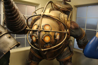 Bioshock Rare Big Daddy & Little Sister Set of 2 Life Size Statue - LM Treasures Life Size Statues & Prop Rental