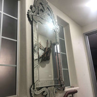 Venetian Mirrors #F - LM Treasures