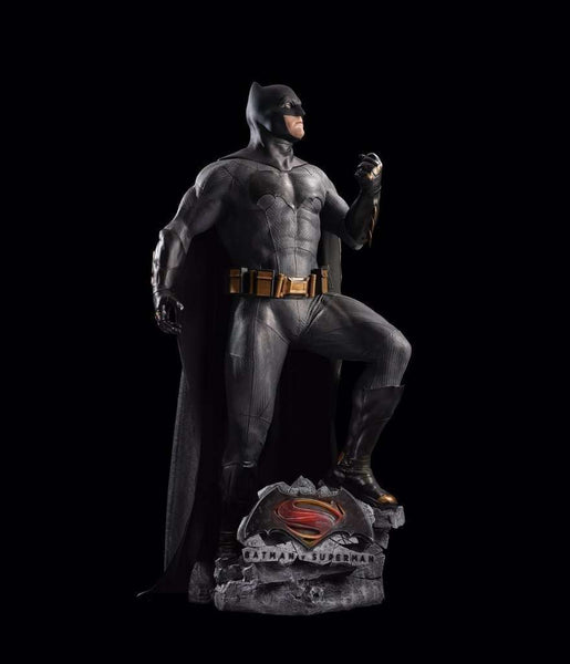 Batman Vs Superman - Dawn of Justice - Life Size Statue - LM Treasures Life Size Statues & Prop Rental