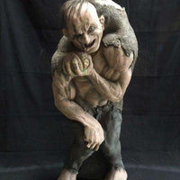 Rare Ogar Statue 4.5 Ft - Pre Owned - LM Treasures
