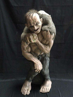 Rare Ogar Statue 4.5 Ft - Pre Owned- LM Treasures
