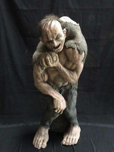 Rare Ogar Statue 4.5 Ft - Pre Owned - LM Treasures Life Size Statues & Prop Rental