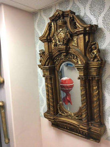 Venetian Mirrors #Angel - LM Treasures Life Size Statues & Prop Rental