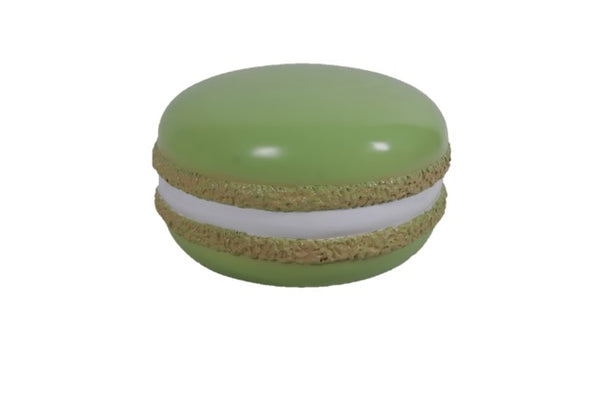 Green Macaroon Over Sized Statue - LM Treasures Life Size Statues & Prop Rental