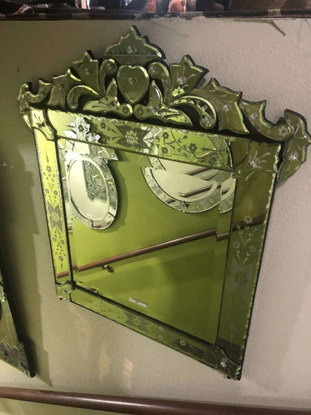 Venetian Mirrors #H - LM Treasures Life Size Statues & Prop Rental