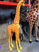 Glenmorangie Giraffe Life Size Statue - LM Treasures Life Size Statues & Prop Rental