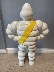 Michelin Tire Man Life Size Statue - LM Treasures