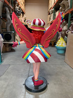 Candy Fairy Peppermine Life Size Statue - LM Treasures