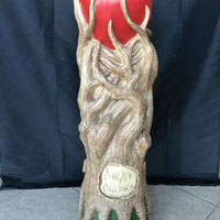 Angry Orchard 4ft Statue - Pre Owned- LM Treasures