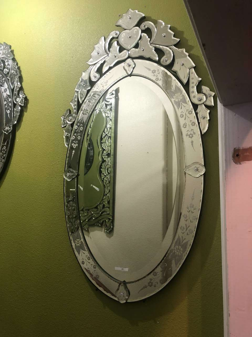 Venetian Mirrors #A - LM Treasures