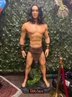 Tarzan Special Edison Life Size Statue - LM Treasures Life Size Statues & Prop Rental