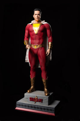 New SHAZAM Life-size statue - LM Treasures Life Size Statues & Prop Rental