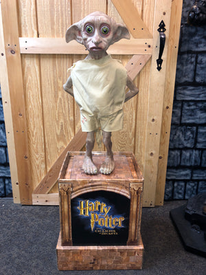 Rare Harry Potter Dobby Store Display Life Size Statue - LM Treasures Life Size Statues & Prop Rental