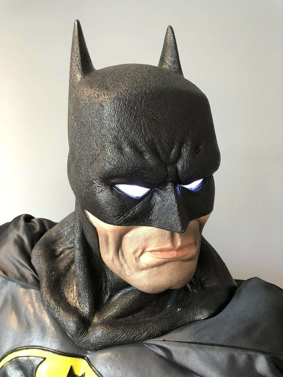 Batman Life Size Statues Light Up - LM Treasures
