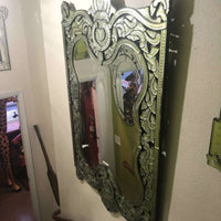Venetian Mirrors #J - LM Treasures