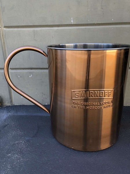 Smirnoff Moscow Mule Cooper Cup 2.5 Ft - LM Treasures
