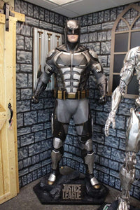 Batman from Justice League - Life Size Statue (Tactical Suit) - LM Treasures Life Size Statues & Prop Rental