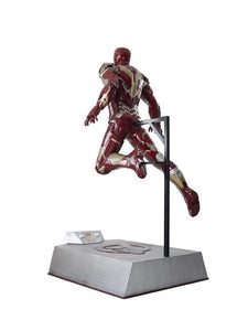 Iron Man (MK43) Life Size Statue from Avengers: Age Of Ultron - LM Treasures Life Size Statues & Prop Rental