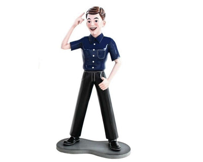 AD Boy in Blue Life Size Movie Prop Decor Statue - LM Treasures Life Size Statues & Prop Rental