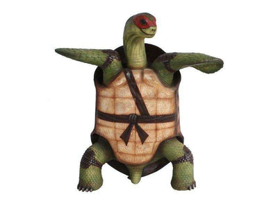Comic Turtle Ninja Display Resin Prop Decor Statue - LM Treasures Life Size Statues & Prop Rental