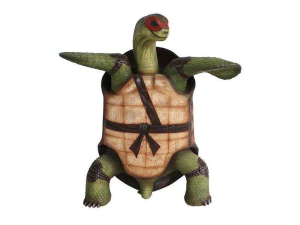 Ninja Turtle Life Size Statue - LM Treasures Life Size Statues & Prop Rental