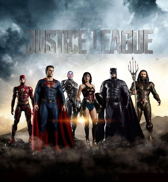 Justice League Set of 6 Life Size Statue - LM Treasures