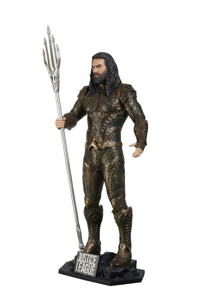 Aquaman From Justice League Life Size Statue - LM Treasures