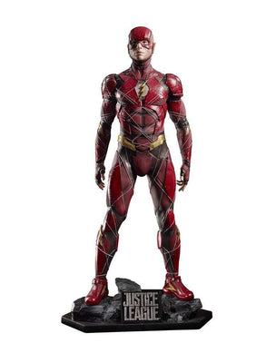 Flash From Justice League Life Size Statue - LM Treasures Life Size Statues & Prop Rental