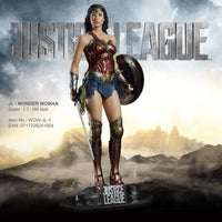 Wonder Women From Justice League Life Size Statue - LM Treasures