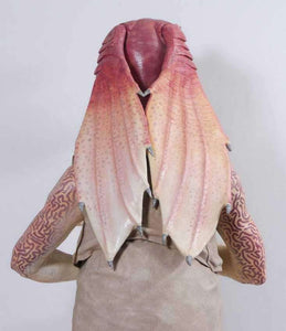 Star Wars Jar Jar Binks Life Size Statue - Pre Owned - LM Treasures Life Size Statues & Prop Rental