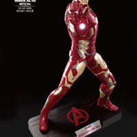 Iron Man Avengers: Age of Ultron - Iron Man Mark XLIII Life Size Statue - LM Treasures