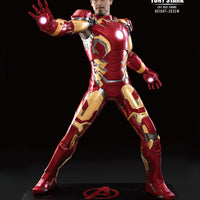 Avengers: Age of Ultron Iron Man Tony Stark Life Size Statue - LM Treasures Life Size Statues & Prop Rental