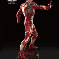 Iron Man Avengers: Age of Ultron Iron Man Tony Stark Life Size Statue - LM Treasures Life Size Statues & Prop Rental