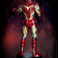 Avengers: Endgame Iron Man Mark 85 Life Size Statue - LM Treasures Life Size Statues & Prop Rental