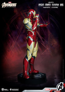 Iron Man Avengers: Endgame Iron Man Mark 85 Life Size Statue - LM Treasures