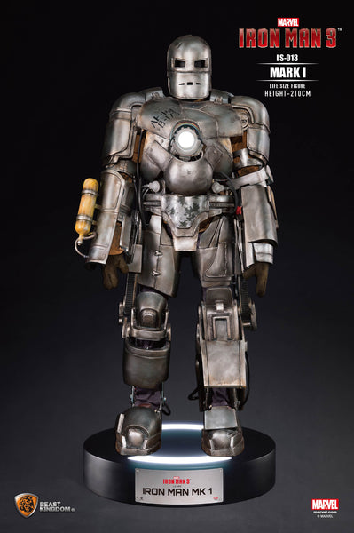 Iron Man Mark I Life Size Statue - LM Treasures
