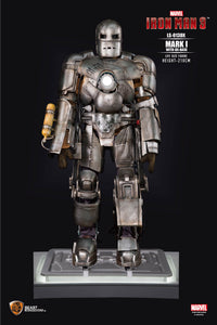 Iron Man Mark I Life Size Figure in 2 Options - LM Treasures Life Size Statues & Prop Rental