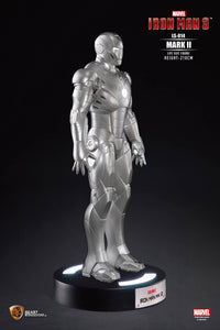 Iron Man 3 Mark II Life Size Statue - LM Treasures Life Size Statues & Prop Rental