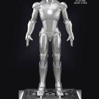 Iron Man 3 Mark II Life Size Figure 2 Options - LM Treasures Life Size Statues & Prop Rental